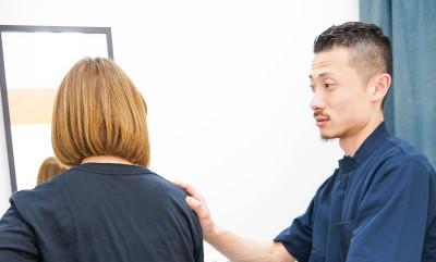 骨盤・姿勢矯正 体験コース
